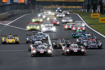 TOYOTA GAZOO Racing.World Endurance Championship 6 Hours of Fuji 3rd to 6th October 2019 Fuji International Speedway, Japan