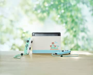 「Nintendo Switch あつまれ どうぶつの森セット」Joshin webショップでの抽選販売が延期に―再開時期は未定