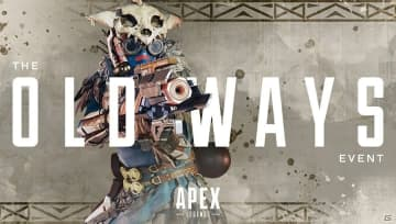 「Apex Legends」4月8日開催の新イベント「古の理」の最新トレーラーが公開!