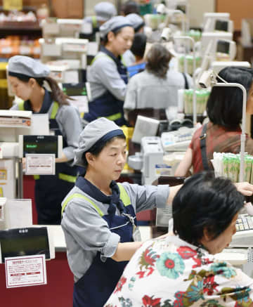 Part-timer ratio in Japanese workforce down, possibly due to virus