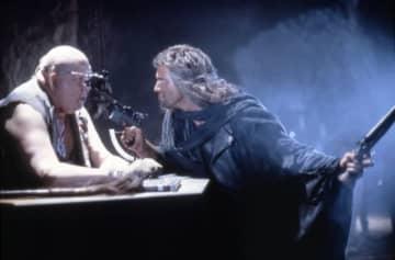 『マッドマックス/サンダードーム』(1985)より ジョージ・オギルヴィーさんが共同監督を務めた - Warner Bros. Pictures / Sunset Boulevard / Corbis via Getty Images