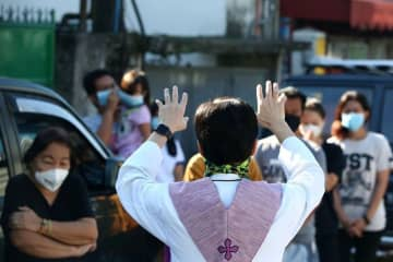Day of prayer today; Holy Week gatherings banned