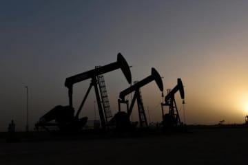 米産油量、一時的に日量200万バレル減 原油安受け操業縮小=エネ省