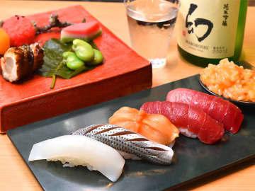 おひとり様ジバラ寿司にぴったり!ワンスプーンのうにご飯が最高だ!