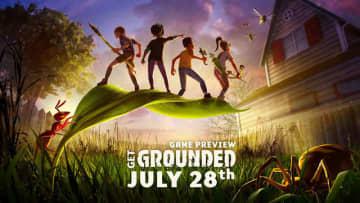 Obsidian手がける裏庭サバイバルADV『Grounded』早期アクセス開始日決定!