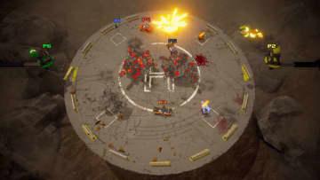 車を降りても戦える大乱闘カーアクション『Thunder Rally』Steam早期アクセス開始!