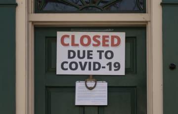 The coronavirus pandemic has closed businesses and public offices across the state. (Michael Mancuso   NJ Advance Media for NJ.com/)