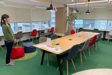 丸田産業が提供を始めたレンタルオフィス