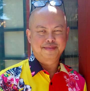 Dr. Leo DelaCruz, a physican in the CarePoint Health Psychiatry Department, died from COVID-19, officials said. (CarePoint Health photo/)