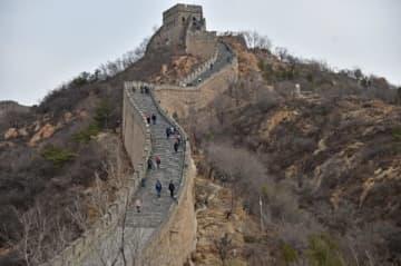 The Great Wall of Badaling.[Photo/Xinhua]