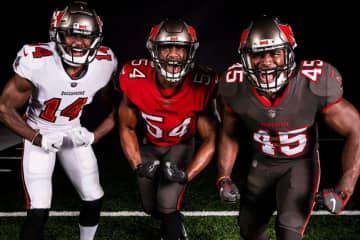 タンパベイ・バッカニアーズの新ユニフォーム【NFL】