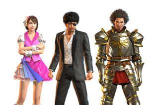 『龍が如く7 光と闇の行方』DLC「プレミアム・マスターズパック」が期間限定価格7円で配信開始!新たなやり込み要素や特別衣装を収録