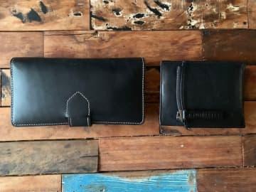 あいのり・桃、彼氏と同じブランドの財布「外側のステッチが超可愛い」