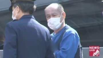 「ごはんくれ」強盗男を再逮捕…のこぎり向け食事強要しマスク10枚置いて逃走の61歳 容疑認める
