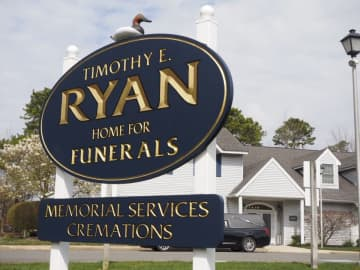 The Timothy E. Ryan Home For Funerals in Toms River will begin live-streaming viewings. (Patti Sapone | NJ Advance Media for NJ.com) (Patti Sapone/)