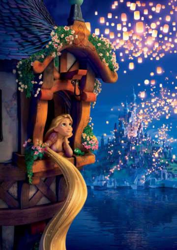 第2夜はラプンツェル - (C) Disney. All rights reserved