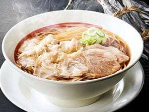 魚介のうま味、ワンタンメン 幸楽苑が新商品、山形・酒田と協力