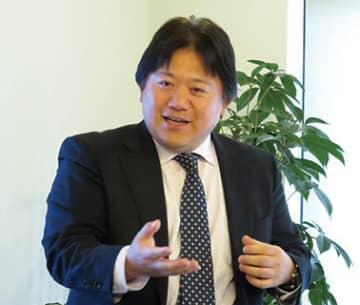中山尚美 営業本部長