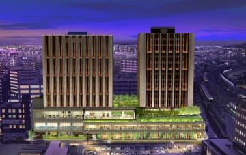 オリックス、金沢駅前の複合施設内のハイアット2軒と商業施設の開業延期