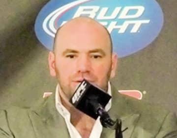 UFCのダナ・ホワイト社長