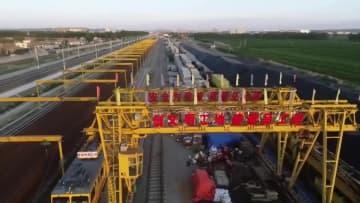朝凌高速鉄道の姜家溝トンネルが貫通 遼寧省
