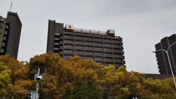 職員から初めての感染者が出た兵庫県庁