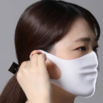 日本製「水着素材」のマスク、予約販売開始 ストレッチ性の高さが特徴