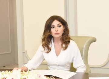 First Vice-President Mehriban Aliyeva marks National Music Day in Instagram post