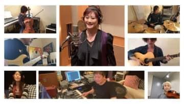 渡辺美里、テレワークで「BELIEVE」セルフカバー公開!「心を豊かにできる音楽を探して発信していきたい」