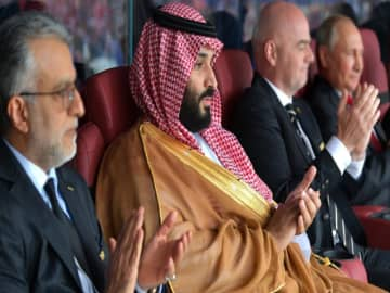 Prince Mickey bin Salman? Saudi wealth fund enters whole new world with Disney shares