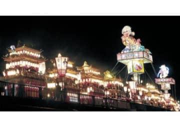 燈籠山祭りも中止に 珠洲、密集避けられず