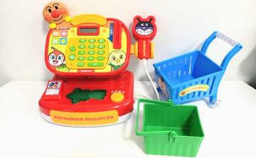 買って大正解!このアンパンマンのおもちゃが楽しい&長ーく遊べそう♪