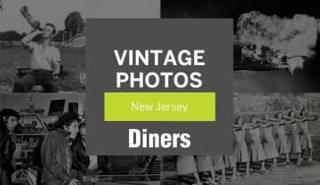 Vintage photos of diners in N.J.