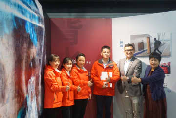 上海で写真展開催 新型コロナウイルスとの闘いがテーマ