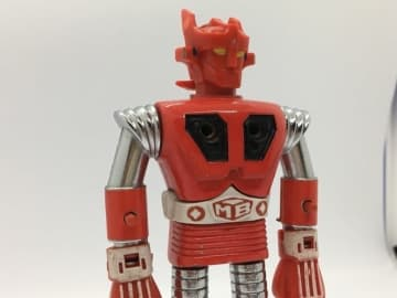スーパーロボット マッハバロン - バロンつながりだけど、実は関係ないんです私たち