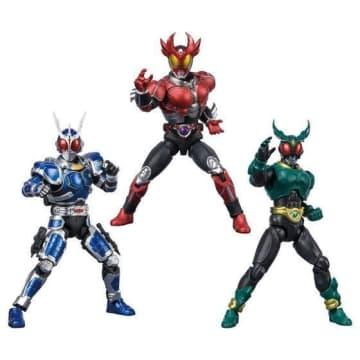 「仮面ライダーアギト」バーニングフォームやG3-Xが立体化!食玩フィギュアSHODO-X