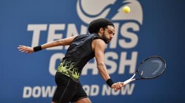 ドイツで男子テニスの大会開幕