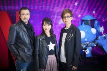 田中敦子、大塚明夫&山寺宏一は永遠の憧れ!「攻殻機動隊」声優陣の固い絆