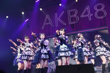 AKB48、メンバーとファンが同時視聴を楽しむGYAO!生配信決定+GWに過去ライブ映像を順次無料配信!
