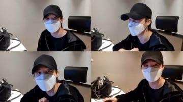 """BTS JIMIN、YouTubeライブで新しいアルバム作業姿公開!メンバーの意見とりまとめ""""やりがいがある""""!"""