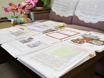 植物観察やピザ作り、新聞読み感想文...今できる学びを体験