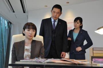 〈警視庁・捜査一課長2020/第5話〉(テレビ朝日系5月7日木曜放送) 派手なキャミソールを握ったままビルから転落死した女性。男にもカネにも仕事にも執着しすぎて殺されたのか?