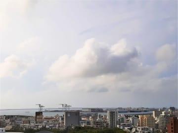 沖縄の天気予報(5月6日)落雷や竜巻、強い雨に注意