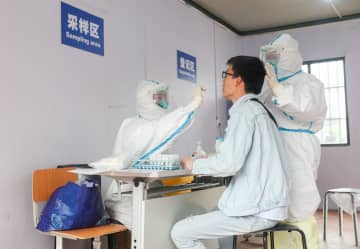 新型コロナウイルス、新規感染者2人 すべて輸入症例