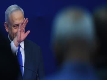 Netanyahu thanks Egypt, Oman, Bahrain for their 'support' of UAE deal