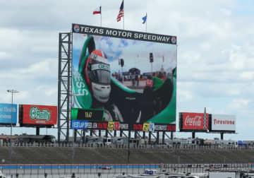 2019年のテキサス・モーター・スピードウェイ戦(この写真は予選日)