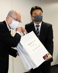 香川真司、古里神戸の病院にマスク贈呈