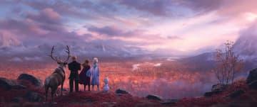 エルサ&アナの物語がついに完結!!「アナと雪の女王2」MovieNEX 5/13発売
