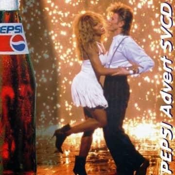 80年代のコーラ戦争、デヴィッド・ボウイとティナ・ターナーのペプシCM