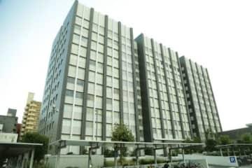 広島地検が入る広島法務総合庁舎。河井夫妻を巡る疑惑の捜査の拠点となっている